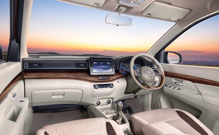 Maruti Launches the All New Suzuki Ertiga Priced From INR 7.44 lac 9