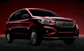 Maruti Set to Launch the New Suzuki Ertiga in India 7