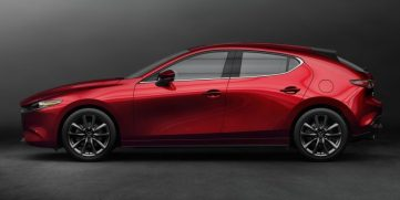 All New 2019 Mazda 3 Officially Revealed 10