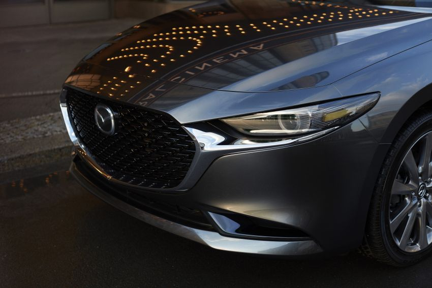 All New 2019 Mazda 3 Officially Revealed 2