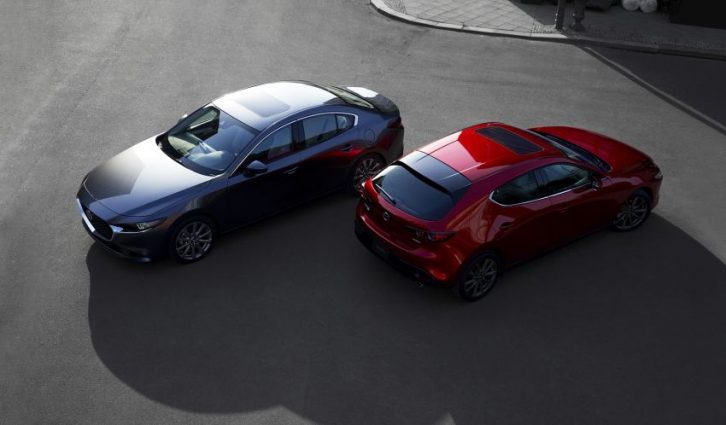 All New 2019 Mazda 3 Officially Revealed 43