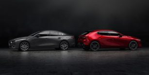 All New 2019 Mazda 3 Officially Revealed 26