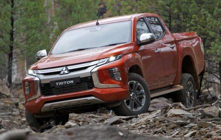 2019 Mitsubishi Triton Facelift Launched 25