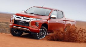 New Mitsubishi Triton Showcased at KLIMS 2018 10