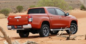 New Mitsubishi Triton Showcased at KLIMS 2018 11
