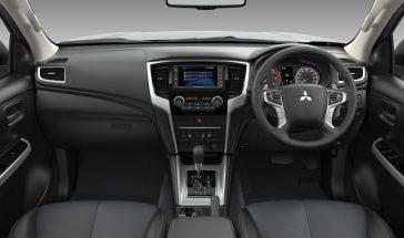 2019 Mitsubishi Triton Facelift Launched 30