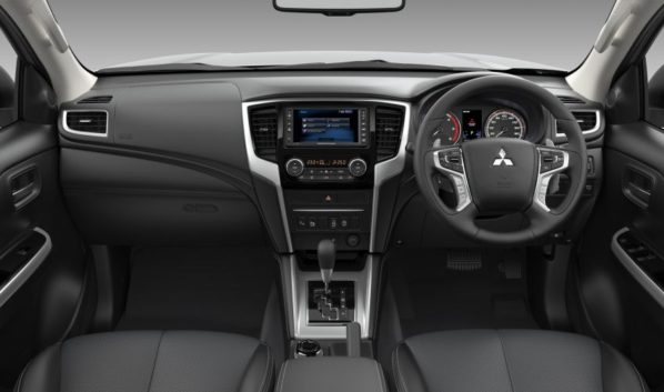 2019 Mitsubishi Triton Facelift Launched 22