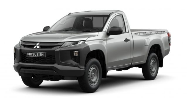 2019 Mitsubishi Triton Facelift Launched 12