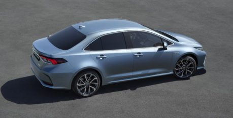 How Will the Next Generation Toyota Corolla for Pakistan Look Like? 16
