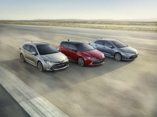 The All New Toyota Corolla Has Made Its Global Debut 30