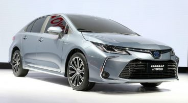 The All New Toyota Corolla Has Made Its Global Debut 39