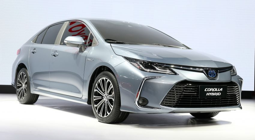 The All New Toyota Corolla Has Made Its Global Debut 10