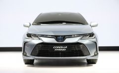 The All New Toyota Corolla Has Made Its Global Debut 34