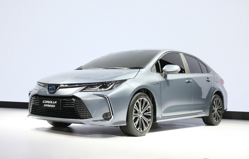 The All New Toyota Corolla Has Made Its Global Debut 9
