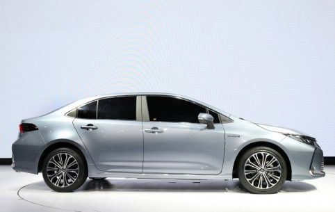 The All New Toyota Corolla Has Made Its Global Debut 42