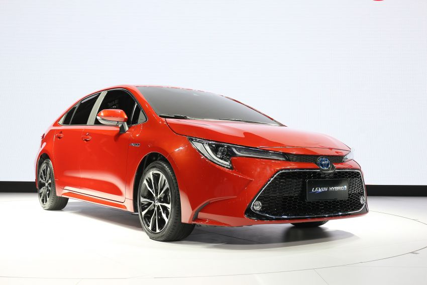 The All New Toyota Corolla Has Made Its Global Debut 3
