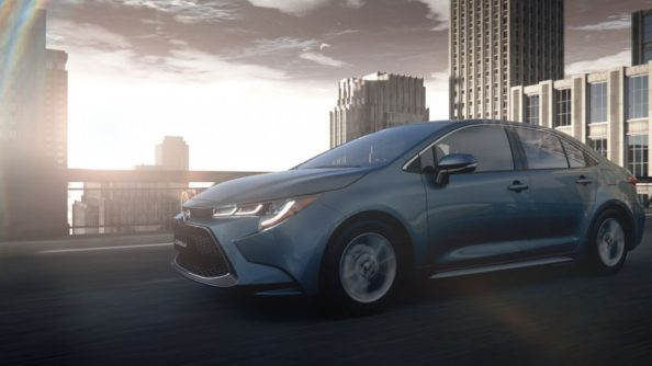The All New Toyota Corolla Has Made Its Global Debut 26