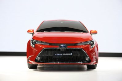 The All New Toyota Corolla Has Made Its Global Debut 38