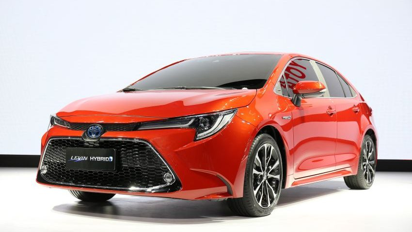The All New Toyota Corolla Has Made Its Global Debut 11