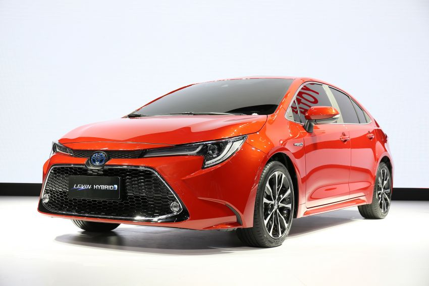 The All New Toyota Corolla Has Made Its Global Debut 6