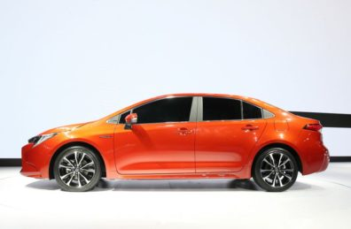 The All New Toyota Corolla Has Made Its Global Debut 37