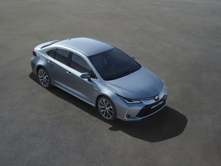 The All New Toyota Corolla Has Made Its Global Debut 17