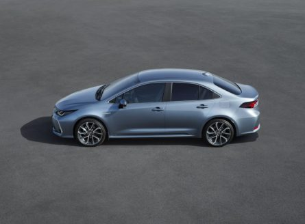 The All New Toyota Corolla Has Made Its Global Debut 18