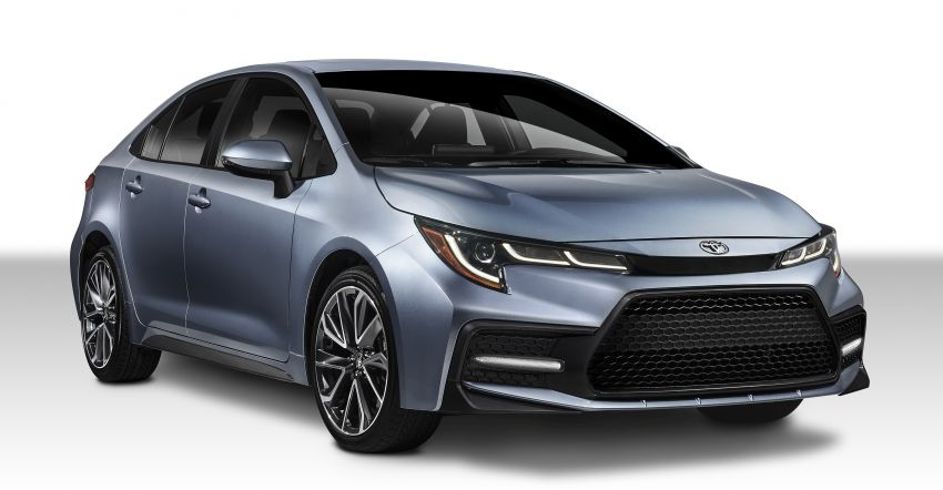 The All New Toyota Corolla Has Made Its Global Debut 15
