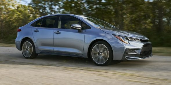 The All New Toyota Corolla Has Made Its Global Debut 44