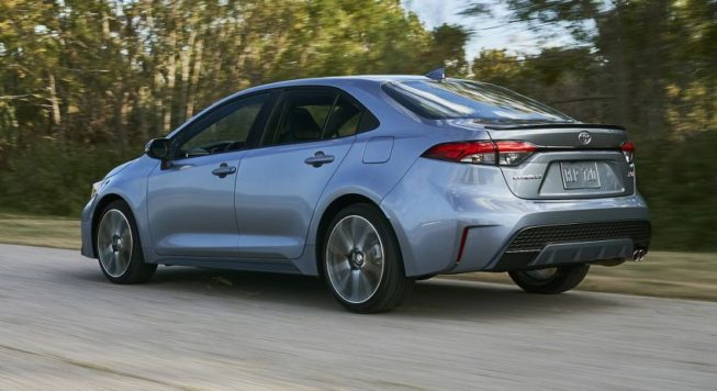 The All New Toyota Corolla Has Made Its Global Debut 45