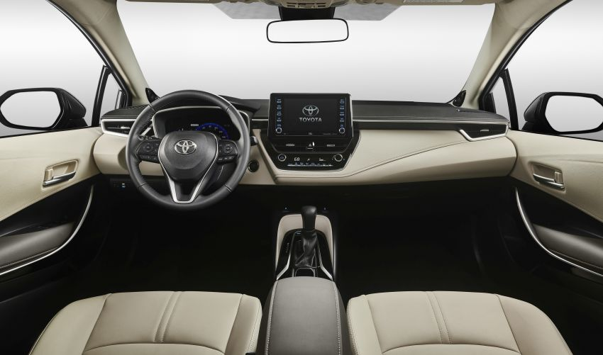 The All New Toyota Corolla Has Made Its Global Debut 16