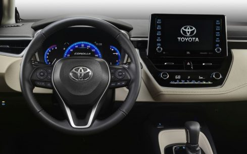 The All New Toyota Corolla Has Made Its Global Debut 14