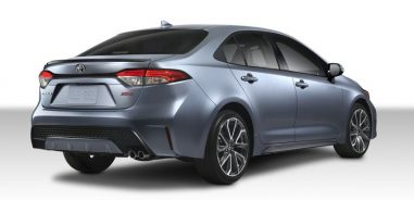The All New Toyota Corolla Has Made Its Global Debut 13