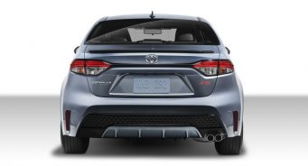 The All New Toyota Corolla Has Made Its Global Debut 12