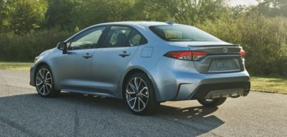 12th Gen Corolla Gets Exceptional EPA Fuel Economy Figures 7