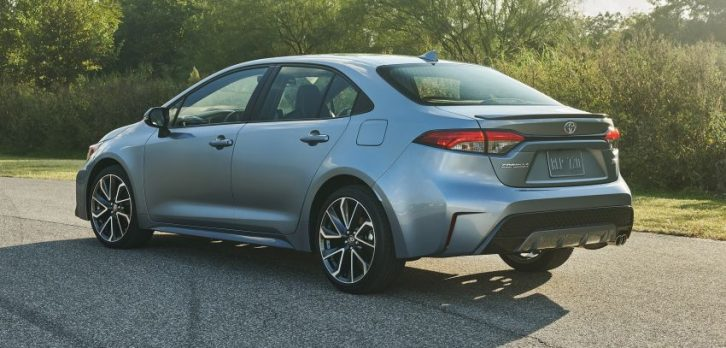 How Will the Next Generation Toyota Corolla for Pakistan Look Like? 5
