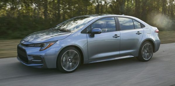 The All New Toyota Corolla Has Made Its Global Debut 43