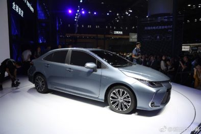 The All New Toyota Corolla Has Made Its Global Debut 21