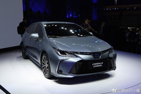 The All New Toyota Corolla Has Made Its Global Debut 27