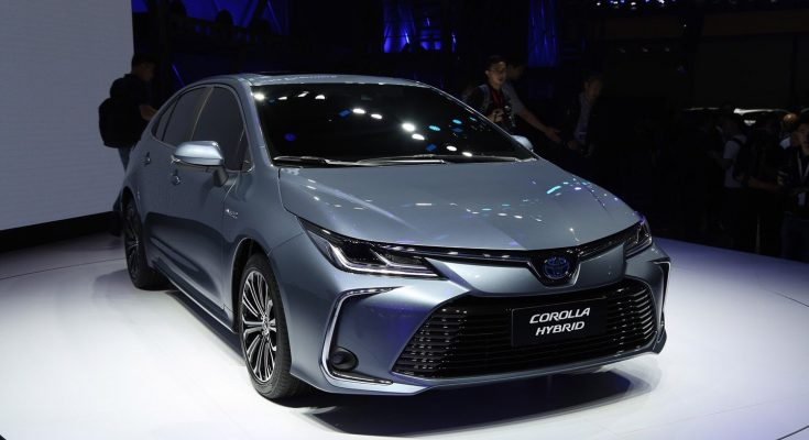 The All New Toyota Corolla Has Made Its Global Debut 1