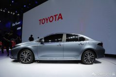 The All New Toyota Corolla Has Made Its Global Debut 29