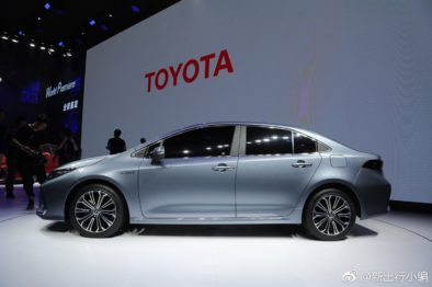 The All New Toyota Corolla Has Made Its Global Debut 22