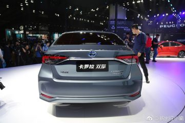The All New Toyota Corolla Has Made Its Global Debut 24