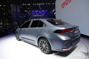 The All New Toyota Corolla Has Made Its Global Debut 25