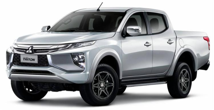 Mitsubishi Teases the 2019 Triton, to Debut on 9th November 7
