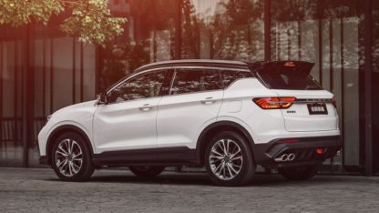 Geely SX11 BinYue Launched in China 4