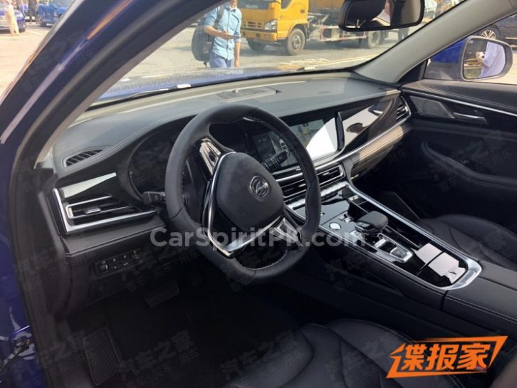 Changan Unveils the CS85 Coupe SUV at Guangzhou Auto Show 8