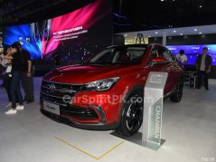Changan Unveils the CS85 Coupe SUV at Guangzhou Auto Show 19