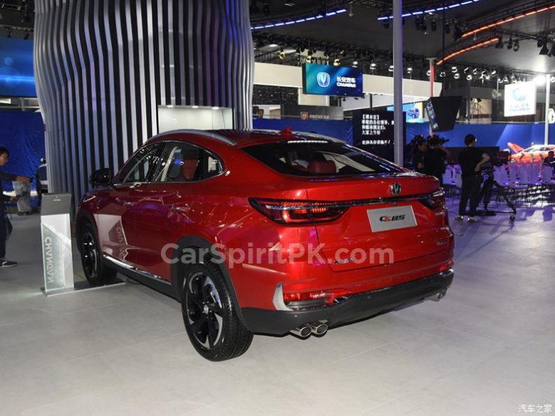 Changan Unveils the CS85 Coupe SUV at Guangzhou Auto Show 20