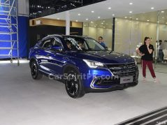 Changan Unveils the CS85 Coupe SUV at Guangzhou Auto Show 14